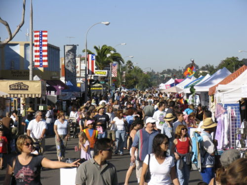encinitas holiday street fair 2017