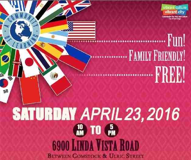 Linda Vista Multi-Cultural Fair and Parade 2016