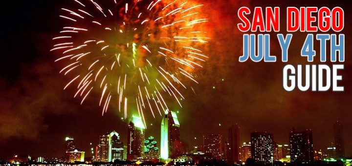 Guide to San Diego 4th of July Celebrations
