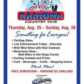 Ramona Country Fair 2016