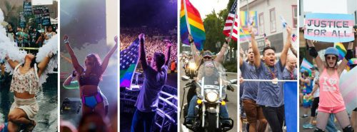 San Diego LGBT Pride 2016