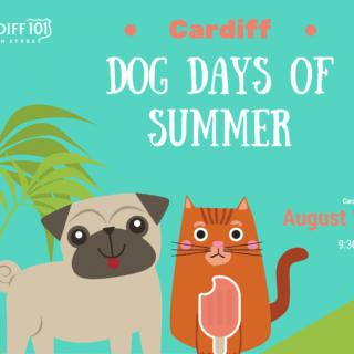 Cardiff Dog Days of Summer 2016