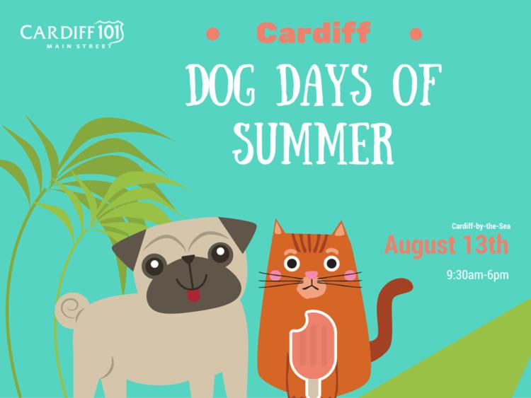 Cardiff Dog Days of Summer 2016