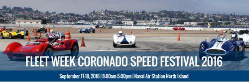 Fleet Week Coronado Speed Festival 2016