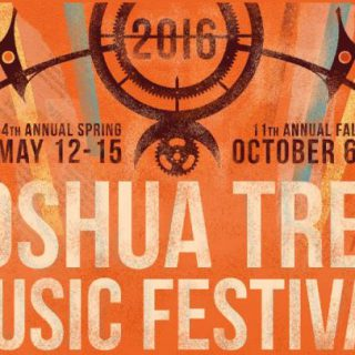 Joshua Tree Music Festival 2016