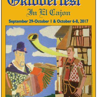oktoberfest in El Cajon 2017