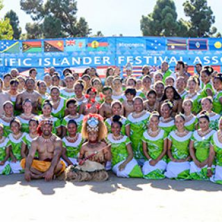 Pacific Islander Festival - Heroes of the Pacific 2016