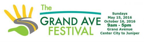 Escondido Grand Avenue Festival October 2016
