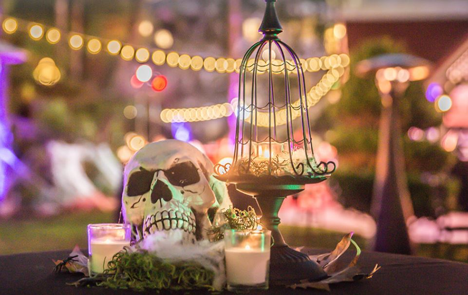 hallowine and spirits party 2017