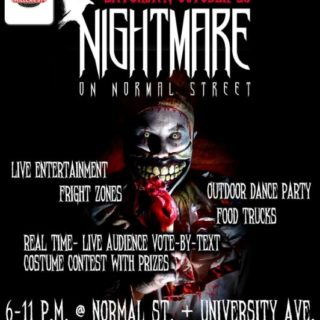 nightmare on normal street 2017