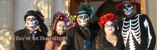 Old Town Day of The Dead Celebration 2017