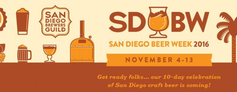 San Diego Beer Week Closing 2016