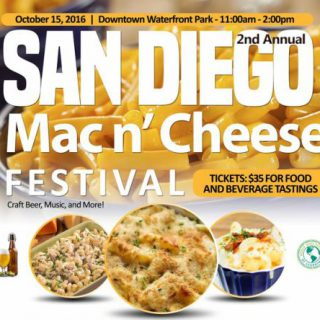 San Diego Mac N Cheese Festival 2016