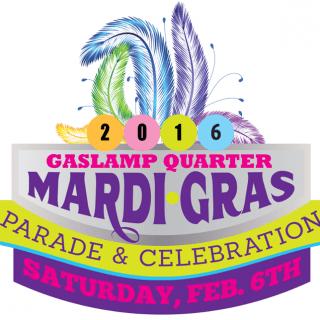 Gaslamp Mardi Gras 2016