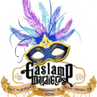 Gaslamp-Mardi Gras 2016 Fat Tuesday