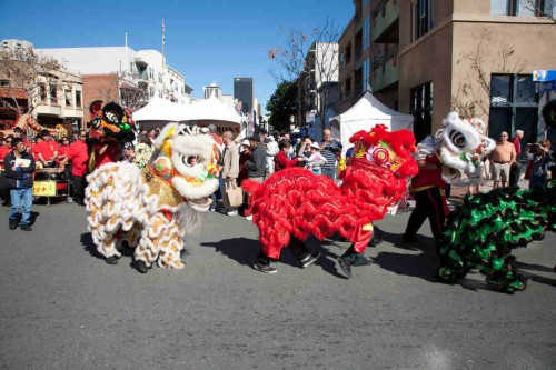 Chinese New Year Food And Cultural Fair San Diego