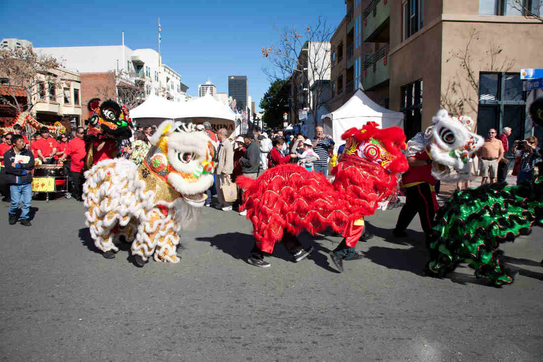 San Diego Chinese New Year Food and Cultural Fair