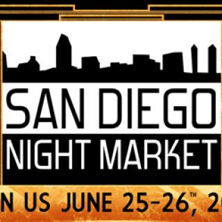 San Diego Night Market 2016
