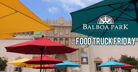 Food Truck Friday Balboa Park