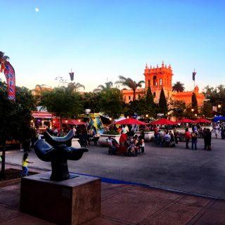 Balboa Park After Dark