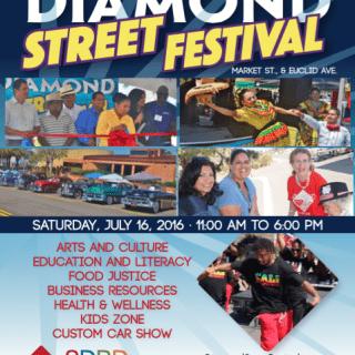 Diamond Street Festival 2016