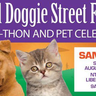 Annual Doggie Street Festival 2016